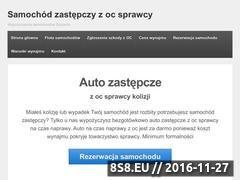 Miniaturka domeny wypozyczalnia-dolcar.pl