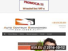 Miniaturka domeny wypozyczalnia-prestige.pl