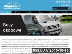 Miniaturka domeny wypozyczalniaaut-waslaw.pl
