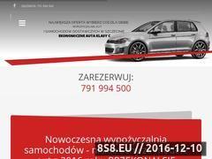 Miniaturka domeny wypozyczalniaszczecin.pl