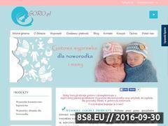 Miniaturka Wyprawki do szpitala dla noworodka i Mamy - gotowe (wyprawka-do-szpitala.pl)