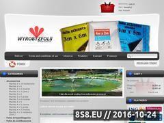 Miniaturka domeny www.wyrobyzfolii.pl
