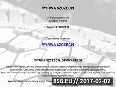 Miniaturka domeny www.wyrwaopony.pl