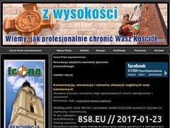 Miniaturka domeny www.wysokoscioweprace.entro.pl