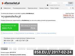 Miniaturka domeny www.wyspamalucha.pl