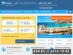 Miniaturka domeny www.wyspykanaryjskie.pl