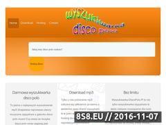 Miniaturka domeny wyszukiwarka-discopolo.pl