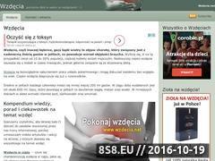 Miniaturka domeny wzdecia.net