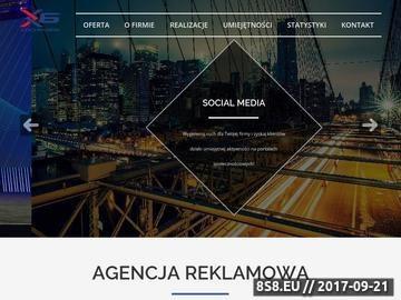 Zrzut strony Pozycjonowanie, strony internetowe i reklama