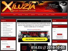Miniaturka domeny www.x-iluzja.pl