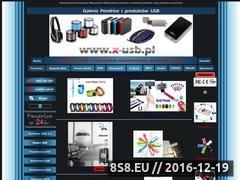 Miniaturka Galeria pendrive i produktów USB (www.x-usb.pl)