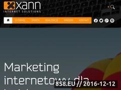 Miniaturka domeny www.xann.pl