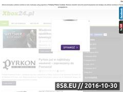 Miniaturka domeny xbox24.pl