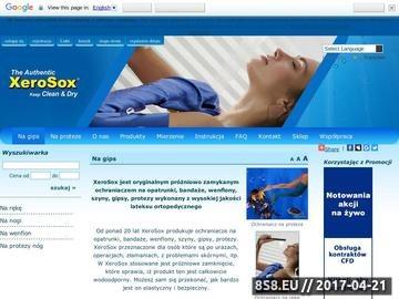 Zrzut strony Witaj - xerosox.pl