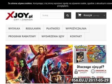 Zrzut strony Gry planszowe i gry karciane - Xjoy.pl