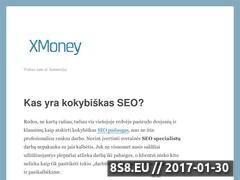 Thumbnail of WebMoney Ukash Liberty Reserve keitimas Lietuvoje Website
