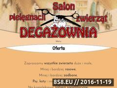 Miniaturka domeny www.xn--degaownia-ecc.pl