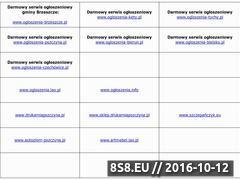 Miniaturka domeny xn--ogoszenia-rub.info