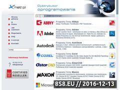 Miniaturka domeny www.xnet.pl