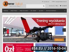 Miniaturka domeny www.xtreme-style.pl