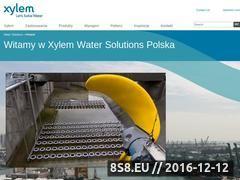 Miniaturka domeny www.xylem.eu