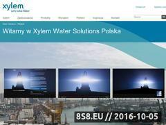 Miniaturka domeny www.xylem.pl