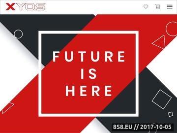 Zrzut strony Technologie przyszłości