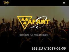 Miniaturka domeny www.yafart.pl