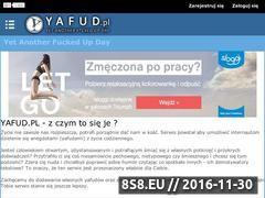 Miniaturka domeny www.yafud.pl