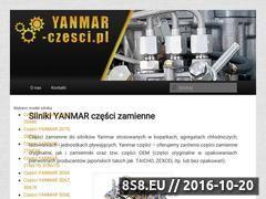 Miniaturka domeny yanmar-czesci.pl