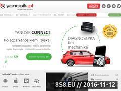 Miniaturka domeny yanosik.pl