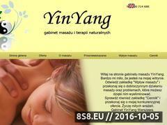 Miniaturka domeny www.yinyang.com.pl