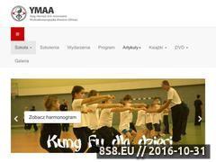 Miniaturka Zdrowie i sztuki walki - YMAA.PL (www.ymaa.pl)