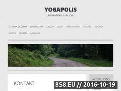 Miniaturka domeny yogapolis.pl