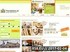 Miniaturka domeny www.yourplace.pl