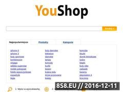 Miniaturka domeny www.youshop.pl