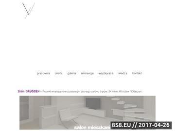Zrzut strony Kompeksowa obsługa architektoniczna