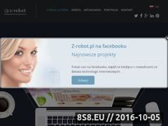 Miniaturka domeny z-robot.pl