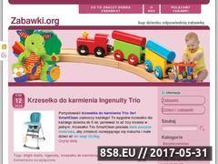 Miniaturka domeny www.zabawki.org