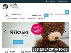 Miniaturka domeny zabawkismyka.pl