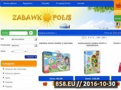 Miniaturka domeny zabawkopolis.pl