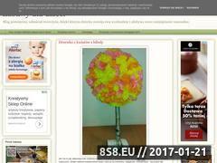 Miniaturka domeny zabawy-dla-dzieci.blogspot.com