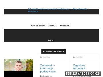 Zrzut strony Adwokat - prawo spadkowe Wrocław