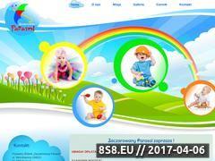 Miniaturka domeny zaczarowany-parasol.pl