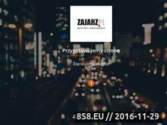 Miniaturka domeny zajarz.pl