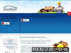 Miniaturka domeny www.zajkowska.com.pl