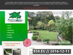 Miniaturka domeny www.zakladanieogrodow.com.pl