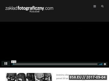 Zrzut strony Film i fotografia - Maciej Kozubal