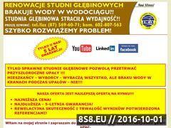 Miniaturka domeny www.zakladstudniarski.com.pl
