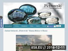 Miniaturka domeny www.zakladszklarski.com.pl